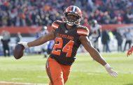 Nick Chubb estensione di contratto con i Browns