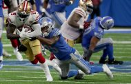 Vittoria col brivido (San Francisco 49ers vs Detroit Lions 41-33)