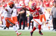 Un tempo non basta (Cleveland Browns vs Kansas City Chiefs 29-33)