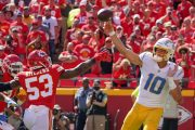 Justin Herbert fa sognare, Chiefs che succede? (Los Angeles Chargers vs Kansas City Chiefs 30-24)