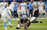 Testa a testa (Dallas Cowboys vs Los Angeles Chargers 20-17)