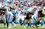 Dr Jekill & Mr Hyde (New Orleans Saints vs Carolina Panthers 7-26)