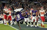 Corvi di carattere (Kansas City Chiefs vs Baltimore Ravens 35-36)