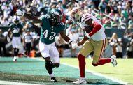 Battaglia di trincee (San Francisco 49ers vs Philadelphia Eagles 17-11)