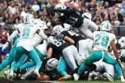 Il barbiere di Las Vegas (Miami Dolphins vs Las Vegas Raiders 28-31)