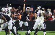 Il più grande spettacolo dopo il weekend (Baltimore Ravens vs Las Vegas Raiders 27-33)