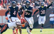 Fields vince la prima in NFL con l'aiuto della difesa (Cincinnati Bengals vs Chicago Bears 17-20)