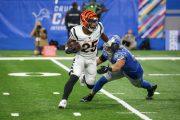 Sempre più a fondo (Cincinnati Bengals vs Detroit Lions 34-11)