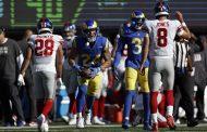 Ai Rams basta il secondo quarto (New York Giants vs Los Angeles Rams 11-38)