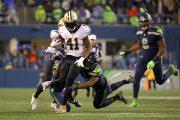 A Seattle piove sul bagnato (New Orleans Saints vs Seattle Seahawks 13-10)