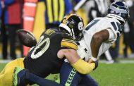 Per un pugno di... T.J. Watt (Seattle Seahawks vs Pittsburgh Steelers 20-23)