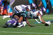 You like that?!?! (Minnesota Vikings vs Carolina Panthers 34-28)