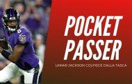 X&O's: Lamar Jackson colpisce dalla tasca