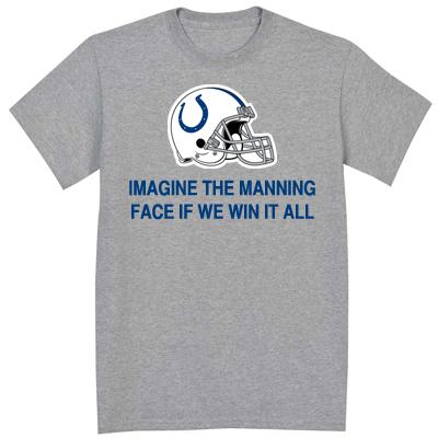 [NFL] Divisional: otto t-shirt motivazionali