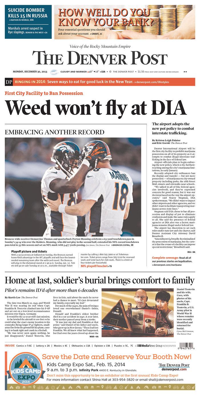 [NFL] Week 17: Rassegna stampa